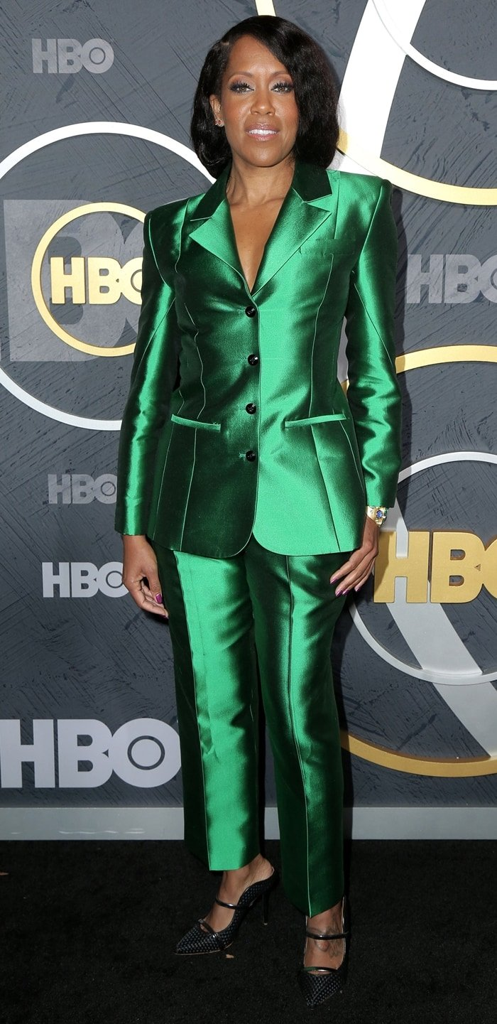 Regina King attends HBO's Post 2019 Emmy Awards Reception