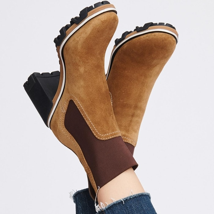 Chunky soles were a recurring feature of the Fall '19 shows, making these boots a timely addition to your shoe collection