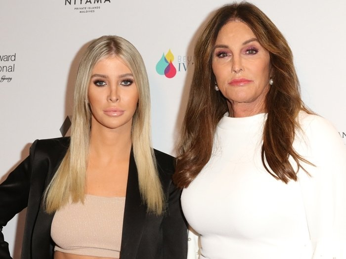Caitlyn Jenner's girlfriend Sophia Hutchins was known as Scott Hutchins before her transition