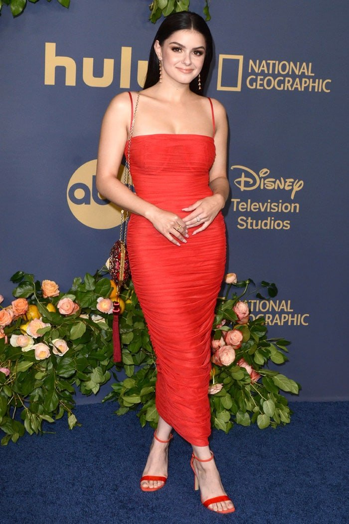 Ariel Winter at the Walt Disney Television Emmy Party at the Otium