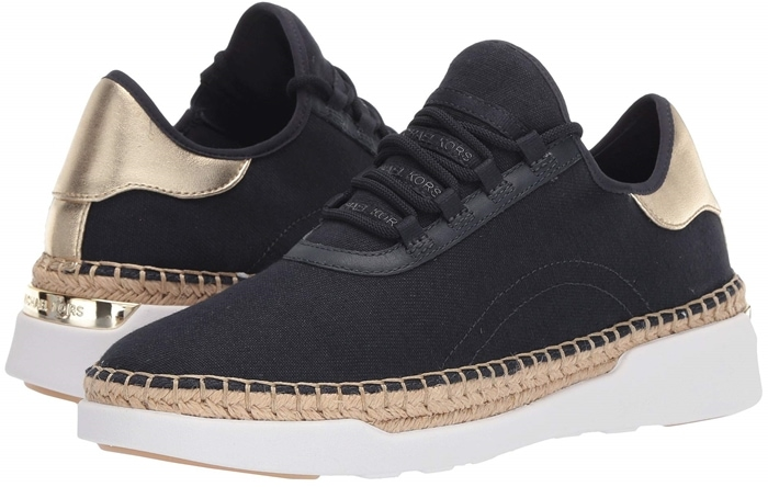 The Finch combines the sporty comfort of a classic trainer with the warm-weather look of an espadrille