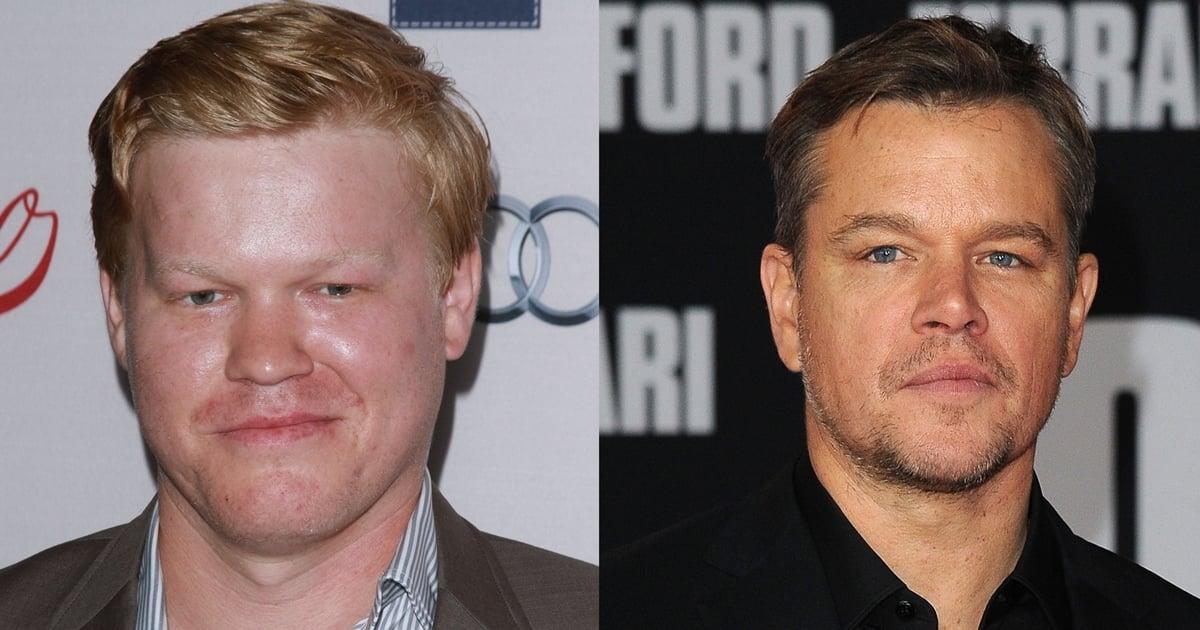Is Jesse Plemons Related To Matt Damon Look-Alike?