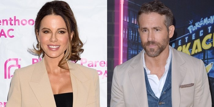 Kate Beckinsale is convinced she looks 'exactly' like Ryan Reynolds