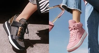 5 Best Michael Kors Wedge Sneakers and