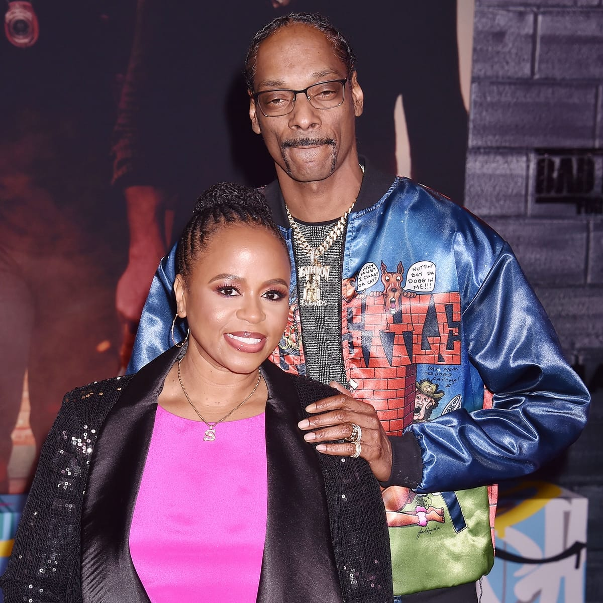 Snoop Dogg appointed his wife, Shante Broadus, to his executive team as his manager in June 2021