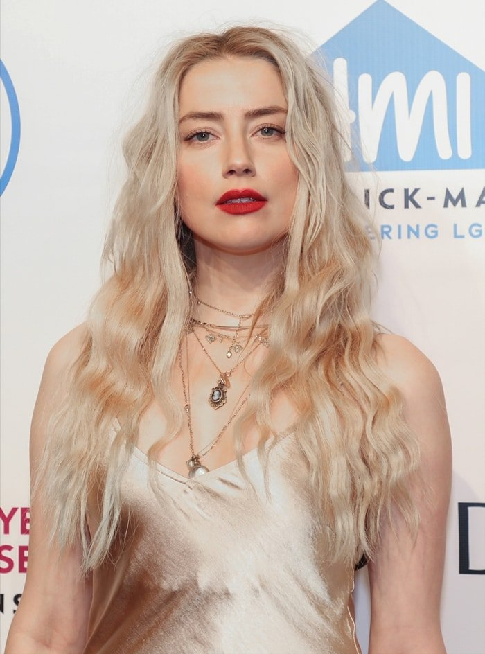 Amber Heard prefers not to label her sexuality