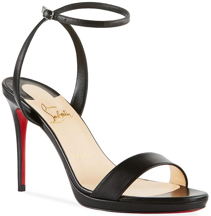Christian Louboutin 'Loubi Queen' Sandals