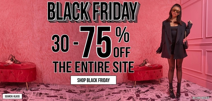 30% - 75% Off Entire Website at Ego Shoes