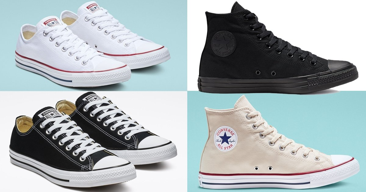 How to Spot Fake Converse Shoes: 10 Ways to Tell Real All