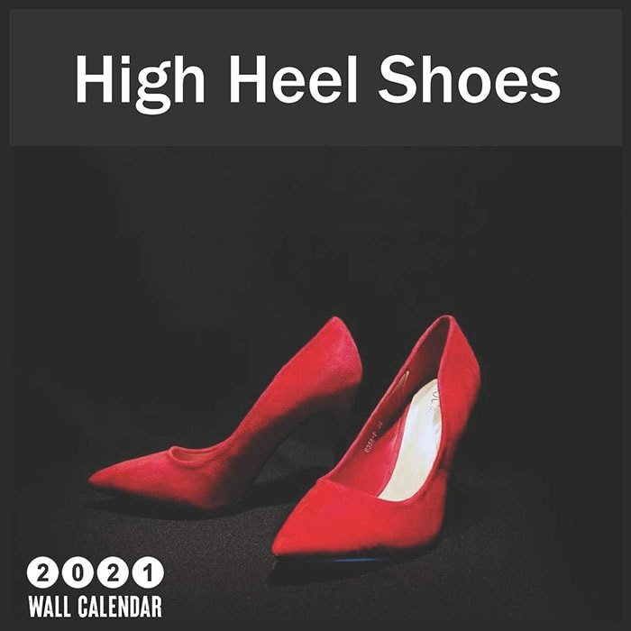 If you're looking for a stocking filler gift for a shoeaholic friend, then you won't go far wrong with this shoe calendar