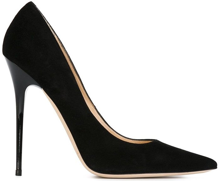 Black Jimmy Choo 'Anouk' Pumps