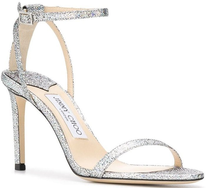 Jimmy Choo 'Minny' Sandals