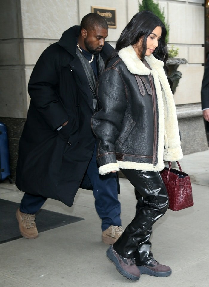 Kim Kardashian and Kanye West making their way to Fast Company's Innovation Festival