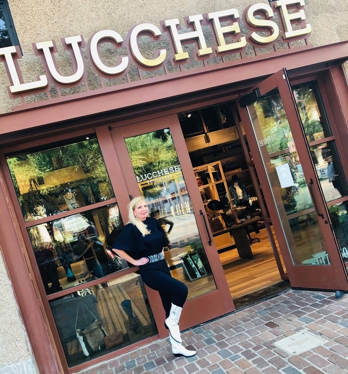 Lucchese's official store in Fort Worth, Texas