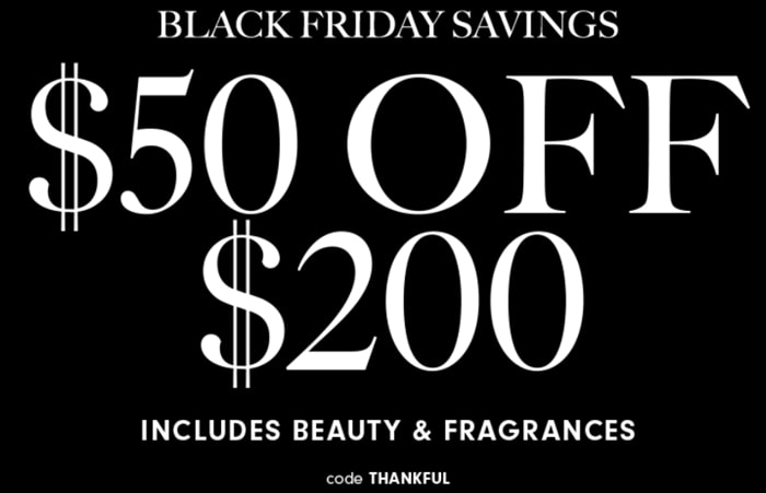 Neiman Marcus Black Friday Sale 2019