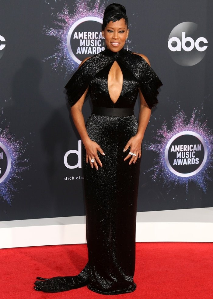 According to many fashion critics, Regina King was the best dressed celebrity at the 2019 American Music Awards