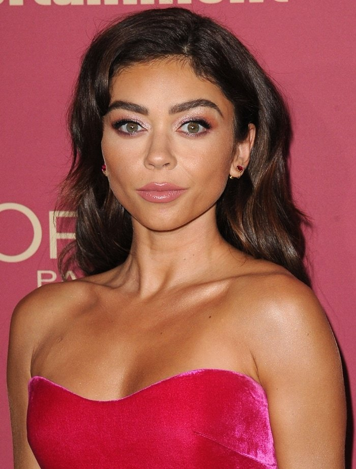 Sarah Hyland has been open about her health issues, including endometriosis and gout