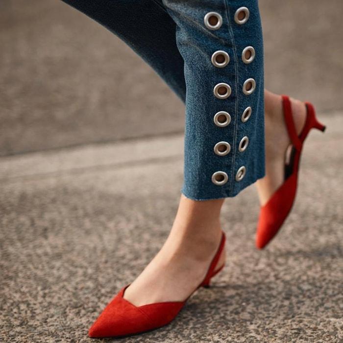 Espadrille Slide Sandals