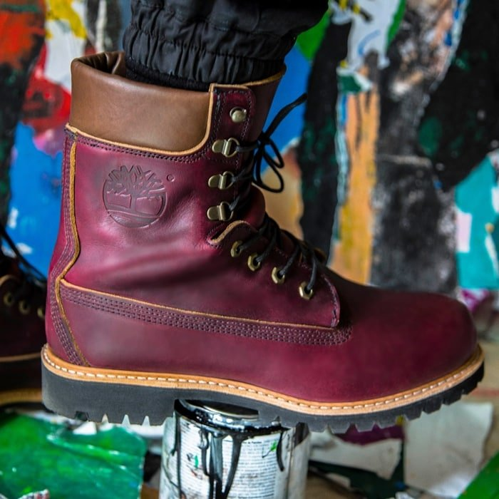 Timberland's American-made boots are crafted entirely in the USA using genuine Horween Chromexcel leather
