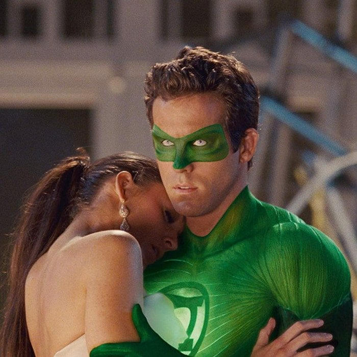 Reynolds and Lively met while shooting the 2011 film, Green Lantern