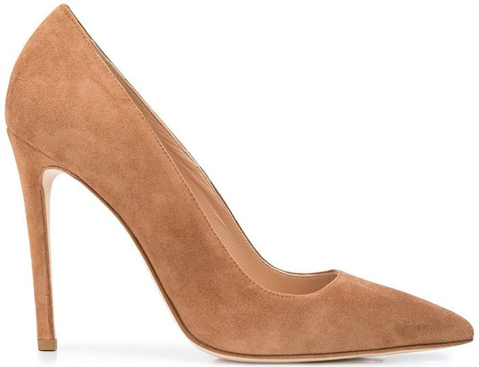 Brother Vellies Pointed Toe Pumps
