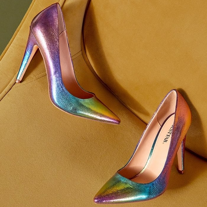 Colorful Justyna Pump