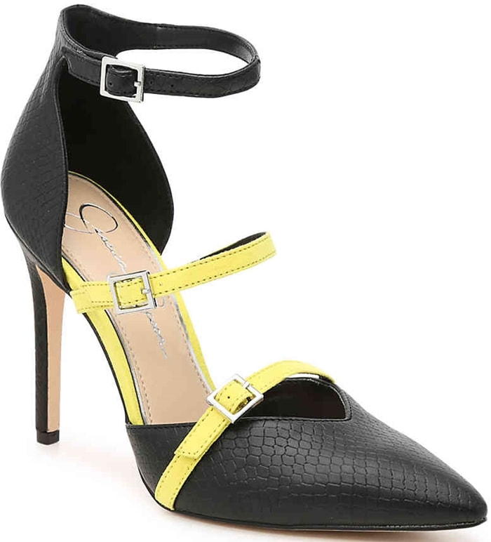 Elevate your work attire with the Princia pump from Jessica Simpson