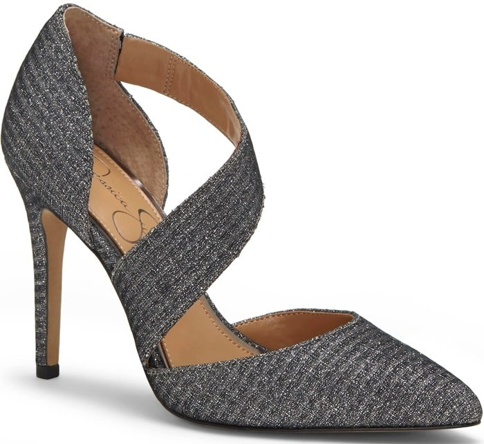 Jessica Simpson Pintra pumps bring your look to the next level