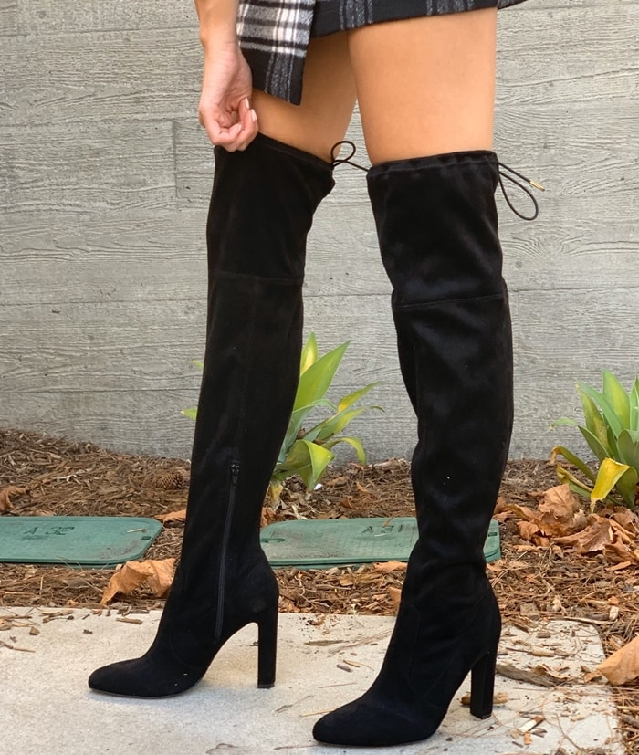 Jesyna Over-The-Knee Boots
