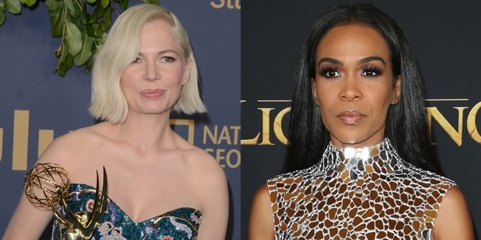 American actress Michelle Ingrid Williams and Destiny's Child singer Tenitra Michelle Williams are both known professionally as Michelle Williams