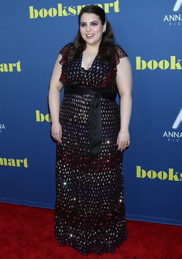 Beanie Feldstein scores a Golden Globe Best Actress nomination in Comedy for her role as Molly Davidson in Booksmart