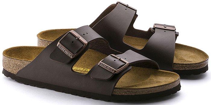 Birkenstock 'Arizona' Birko-Flor sandals