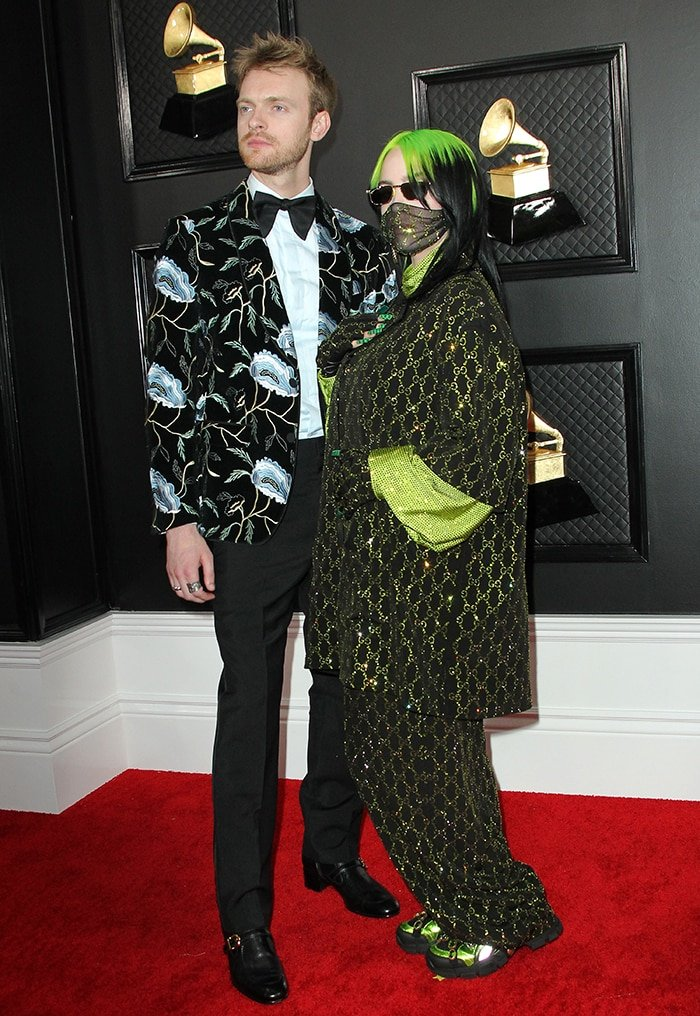 Finneas O'Connell and Billie Eilish win big at the 2020 Grammy Awards