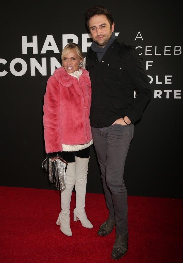 Kristin Chenoweth and her musician boyfriend Josh Young