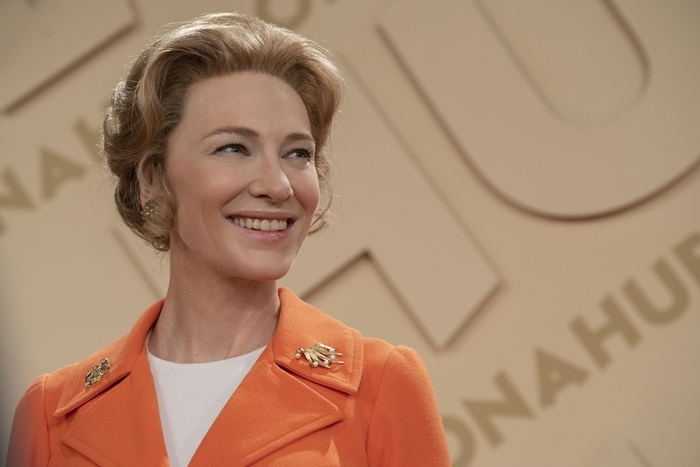 Cate Blanchett portrays American constitutional lawyer Phyllis Schlafly in Mrs. America
