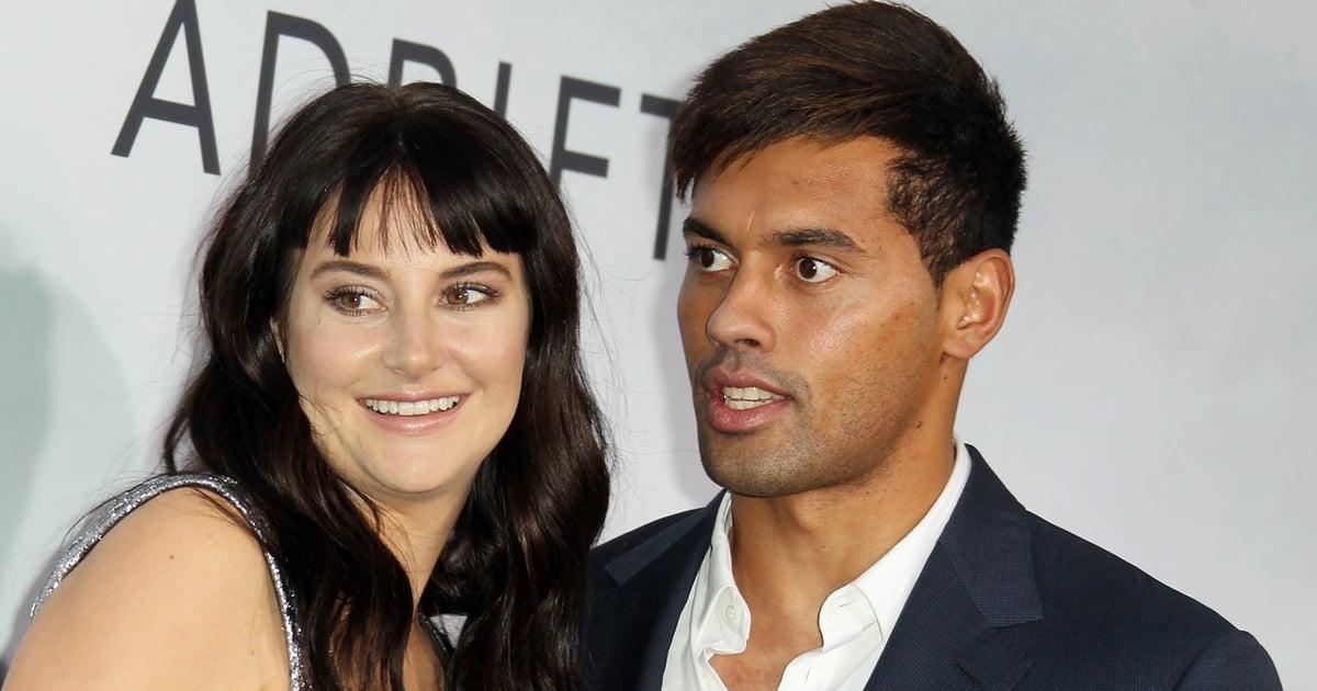 Shailene Woodley Met Fijian Boyfriend Ben Volavola Filming ...