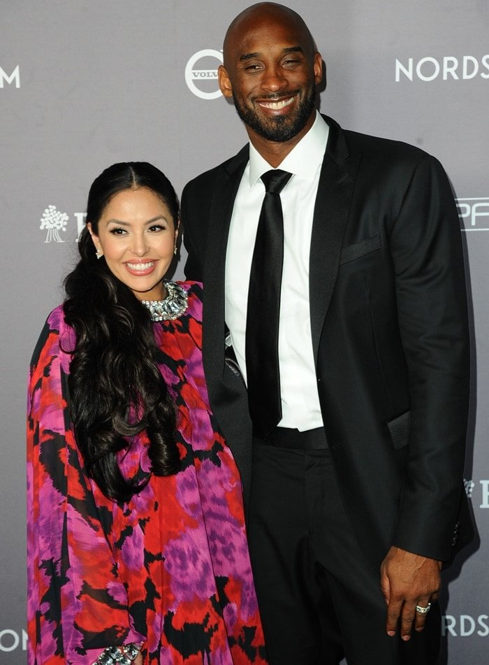 Kobe Bryant, with his wife Vanessa Laine Bryant at the 2019 Baby2Baby Gala, faced life in prison in 2013 after being charged with sexual assault and false imprisonment