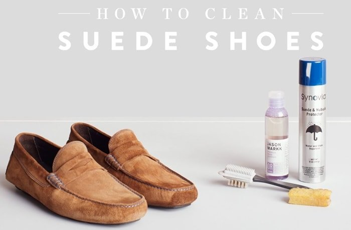 Nordstrom's shoeshine expert shows you how to make your suede shoes look like new