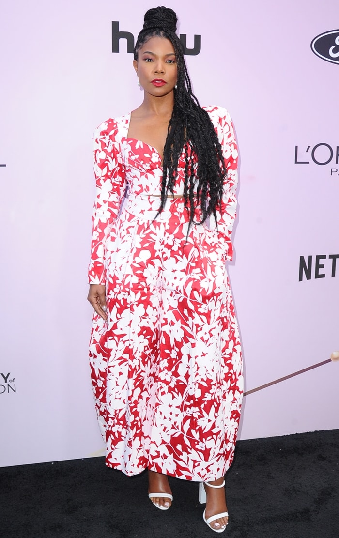 Gabrielle Union attends the 13th Annual Essence Black Women In Hollywood Awards Luncheon