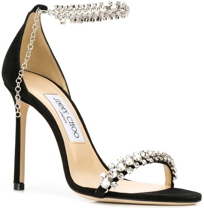 Jimmy Choo Shiloh 100 Sandals