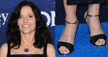 Julia Louis Dreyfus Ethnicity Sexy Feet And Nude Legs