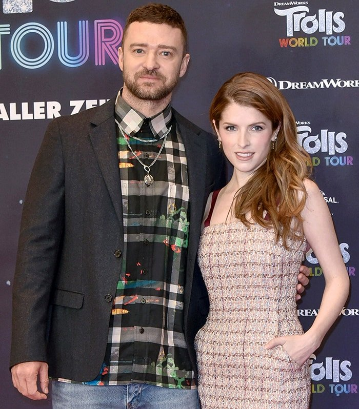 Justin Timberlake and Anna Kendrick return as Branch and Poppy in Trolls sequel