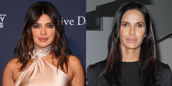 Padma Lakshmi was mistaken for her lookalike Indian actress Priyanka Chopra