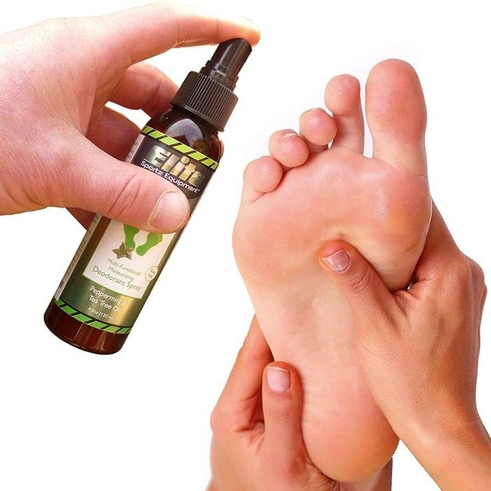Elite Sportz Shoe Deodorizer and Foot Spray