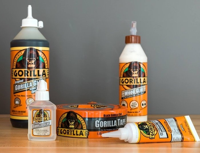 The Gorilla Glue Company is based in Cincinnati, Ohio, and has been selling shoe glue and adhesive solutions since 1999