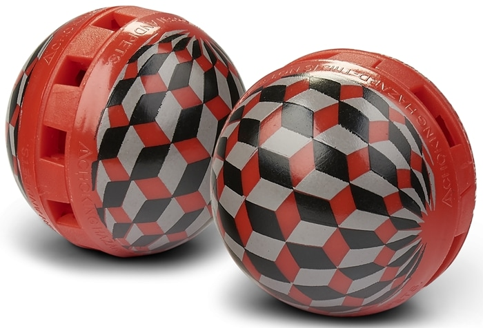 Feet deodorizing balls work to eliminate bacteria and fungi