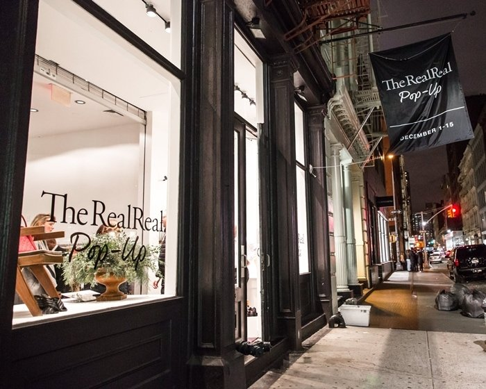 The RealReal is investing in in-store experiences for better customer engagement