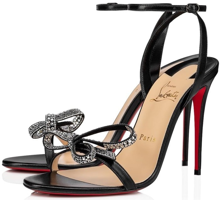 The exquisite Jewel Queen is an ultra-elegant stiletto