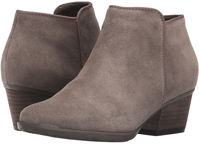 Consider these waterproof booties as your go-to for daily wear