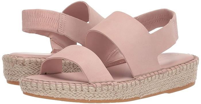 Rose Nude Cole Haan Cloudfeel Espadrille Sandals